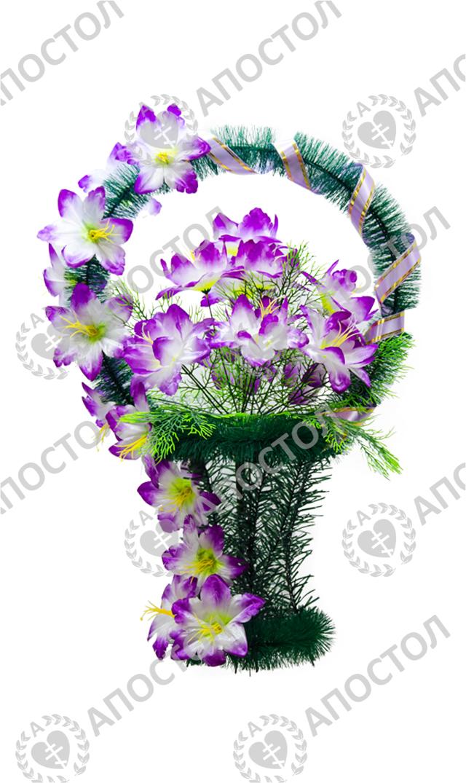 Флора корзина на похороны не дорого