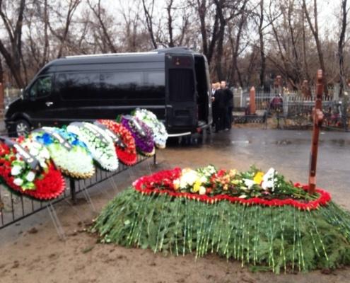 Организация похорон под ключ
