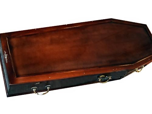 Цинковый гроб