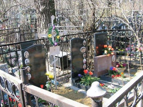 Инское кладбище в Новосибирске
