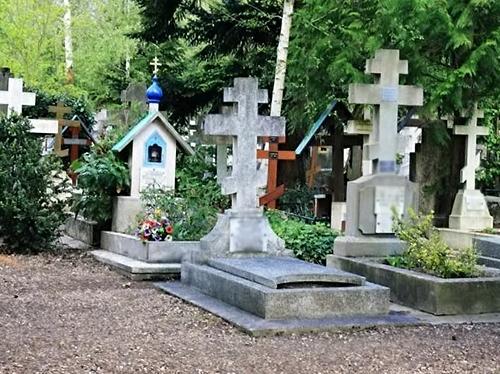 Кладбище березовая роща в Новосибирске