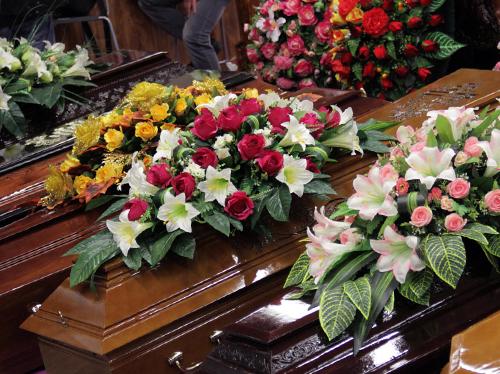 Компенсация за похороны