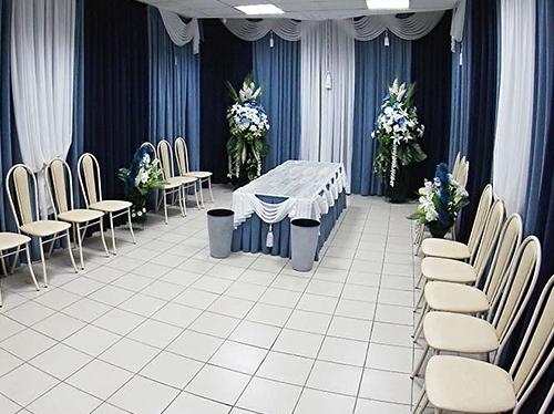 Круглосуточное похоронное бюро