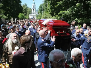 Организация похорон родственника