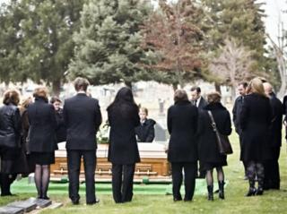 Особенности похорон