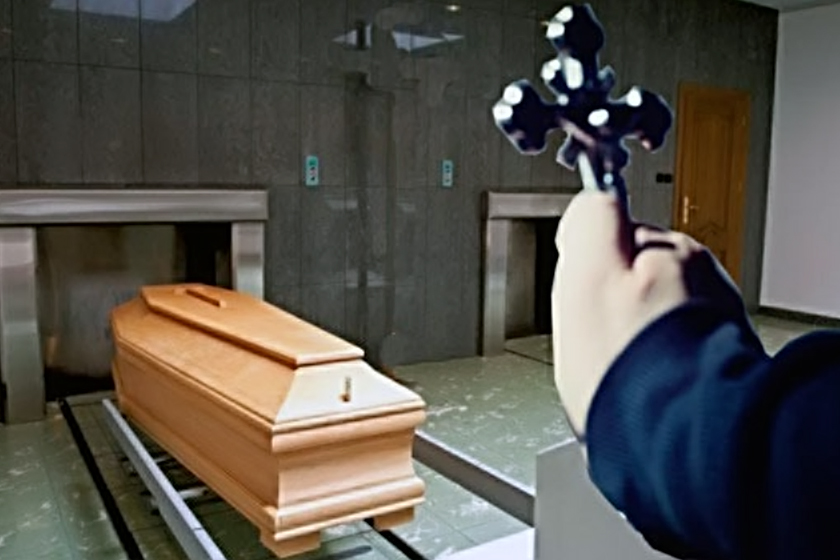Как церковь относится к кремации